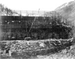 Gold Prince mill under construction Animas Forks