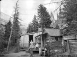 A miner's home in Colorado