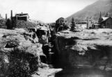 Granite Falls, view of old smelters, Lake City, Colo.