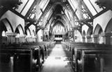 Interior of St. Marks Episcopal Church 12th & Lincoln Streets, Denver