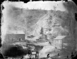 Gold mining in Gilpin county