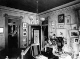 Second bedroom of Miss Mary McLean Bancroft in 1890's - Dr. F. J. Bancroft residence in 1755 Grant