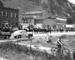 Rodeo parade, Aspen, Colorado