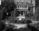 Home of Mrs. Walter S. Cheesman
