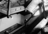 Chappell house stairs