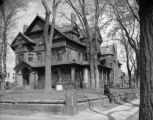 Charles B. Kountze residence at 16th and Grant Street