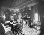 Parlour of Charles B. Kountze mansion 1615 Grant St.