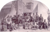 Ute Indians at the Denver Exposition