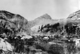 Creede, Colo., early days when the town was built but a few weeks old