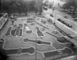 Miniature golf course Colfax & Race