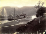 Pool and bathhouse, Glenwood Springs
