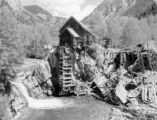 Crystal Mill powerhouse