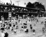 Swimming pool at El Dorado Springs 1928