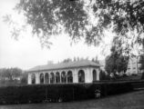 Pavilion at the Sunken Gardens