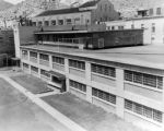 New penitentiary hospital (80 beds) completed in Spring, 1962