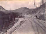 The Switchback on Monarch Branch, D.& R.G.RY.
