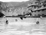 Colo. Glenwood Springs Bath House