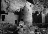 Round tower, Cliff Palace, Mesa Verde