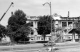 Gove Jr. High demolition, ca. 1976