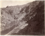 Eagle River Canon, Ben Butler Mine, Glenwood Extension D.& R.G.R.R.