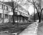 Housing project, Lincoln Park Homes