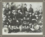 Leadville drum corps of 1888