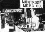Montrose Mercantile Co. Reeves and Mather, Montrose, Colo.