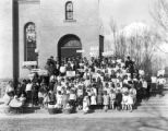 Sunday school classes of the Methodist church