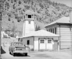 Idaho Springs, Colorado firehouse 5/10/78