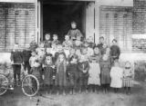 Gunnison City, Colorado, Georgia Ave. Public School Charlies Millers class mates, Edith Small,...