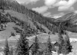 Timberline - Jones Pass 1945