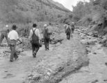 WPA workers in Coal Creek Canyon