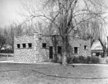 Building constructed on park improvement project, City of Pueblo, Colorado 1939