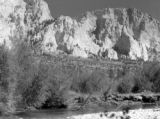 Chalk Creek Cliffs 1929
