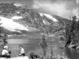 St. Mary's Glacier & Lake 1941