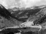 Moffat Tunnel. East Portal 1951