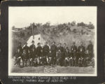 Officers of the 9th Cavalry, Pine Ridge, S.D. During the Indian War of 1890-91