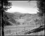 Three elevations of track on the Cripple Creek Short Line