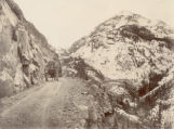 Ouray - Silverton road