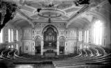 Interior of First Baptist Church, Denver