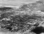 Pueblo, Colorado, aerial view