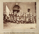Black Hawk Fire Department, 1881