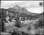 Cathedral Spires, River View, Platte Cañon, C. & S. Ry.