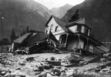 Jack Hawkins residence, Cornet Creek Flood
