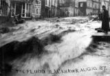The Flood Blackhawk, Aug. 10, '87