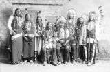 Chiefs of the Pawnee and Sioux Nations
