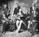 Original La Junta Orchestra organized in 1882