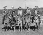 Horsemanship award winners, Layover Day Rodeo at Shadow Mountain Lake Gen Sage Kester, Joe Dekker,...