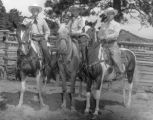 Van Vleet Arabian Ranch, Gravey Graves, Dick Dickson, Joe Dekker
