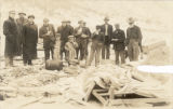 Aftermath of Ludlow Massacre